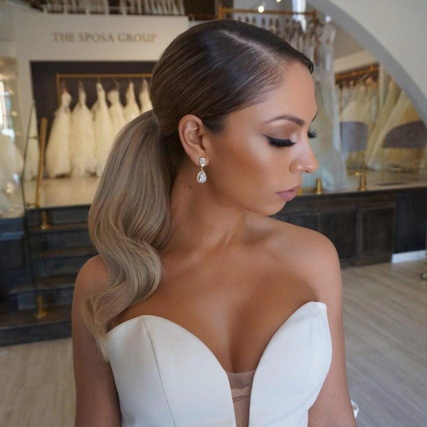 Ella's Bridal Hair Portfolio Image